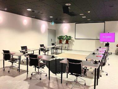 The Loft meeting room