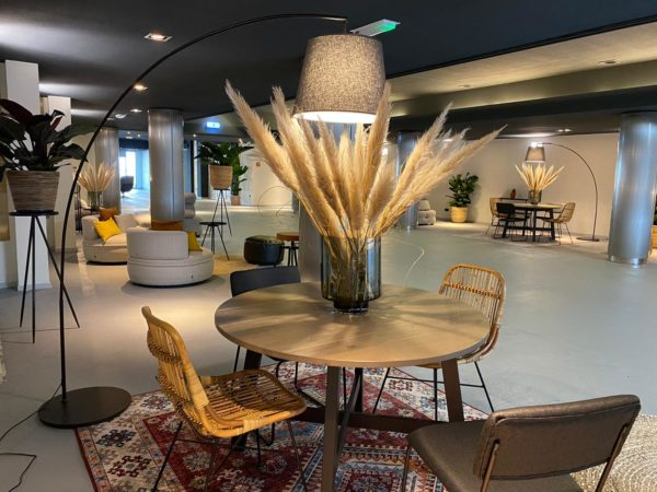The Lounge gallery at ECC Leiden