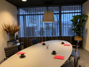The Studio vergaderkamer