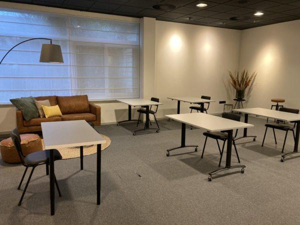 zaal The Space - zalen ECC Leiden