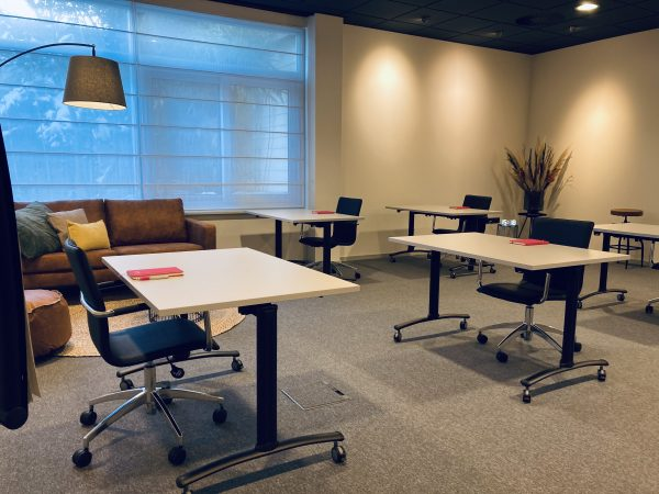 Schoolopstelling The Space