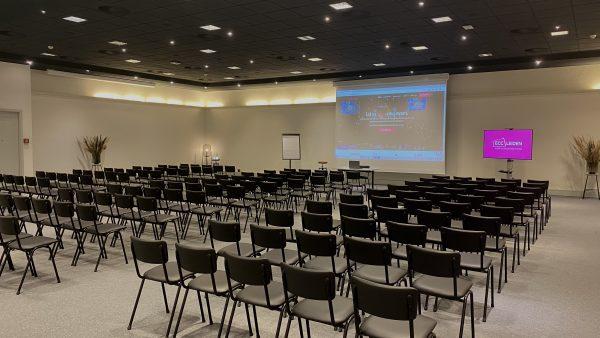 Congressen bij ECC Leiden